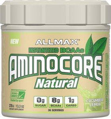 Allmax Nutrition: Natural AMINOCORE BCAA (36 serving)