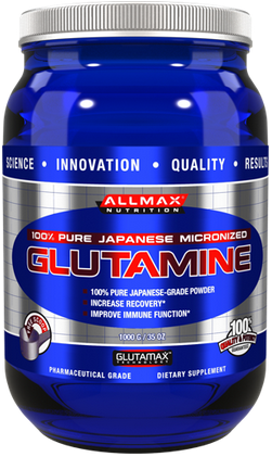 Allmax Nutrition Immune Support Allmax Nutrition: Glutamine (1000g)
