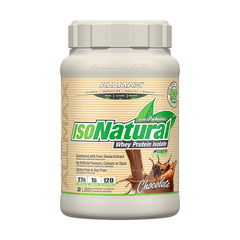 IsoNatural Pure Whey Protein Isolate (2 lbs)