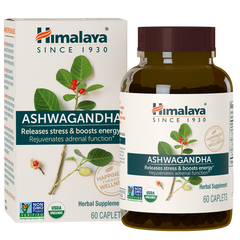 Himalaya Herbal Healthcare Ashwagandha (60 caps)