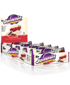 Yup Brands Protein Bars B-Jammin Bars (Box of 10)