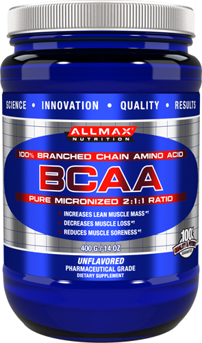 Allmax Nutrition Muscle Builders Allmax Nutrition: BCAA (400g)