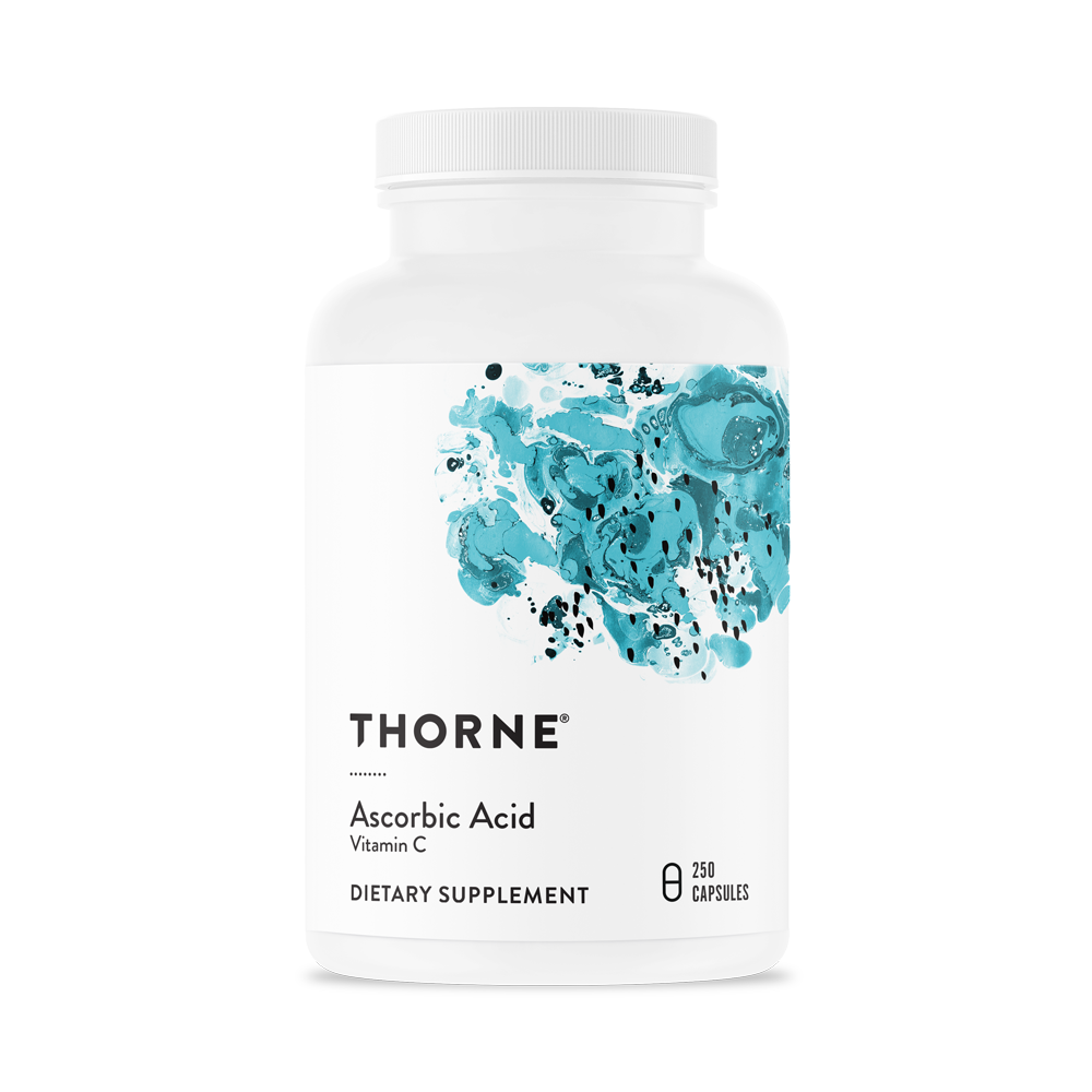 Thorne Research  Thorne Research Ascorbic Acid (250 caps)