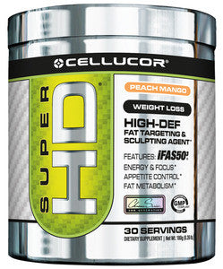 Cellucor  Super HD Powder (30 servings)