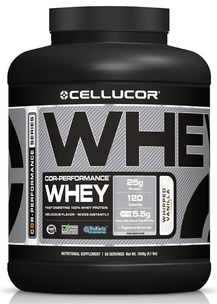 Cellucor Whey Concentrate COR-Performance Whey (4 lbs)