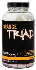 Controlled Labs  Orange Triad (30 Servings)
