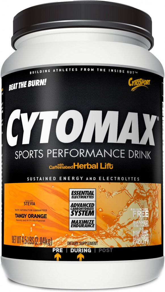 Cytosport Endurance Cytomax Powder (4.5 lbs)