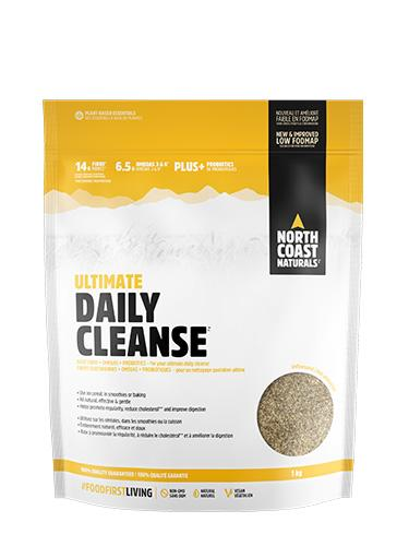 North Coast Naturals Omega & Essential Fatty Acids Daily Cleanse (1000g)