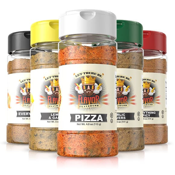 Flavor God  Flavor God Seasonings