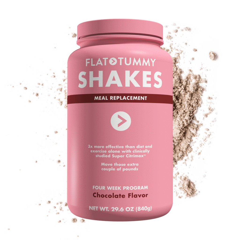 Flat Tummy Shakes  FLAT TUMMY SHAKES (Four Week Program) **1 UNIT LEFT**