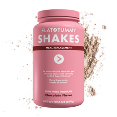 FLAT TUMMY SHAKES (Four Week Program) **1 UNIT LEFT**