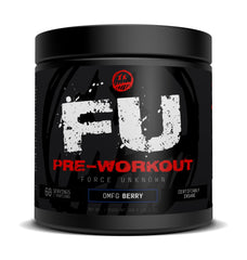 FU Pre-Workout (60 servings)