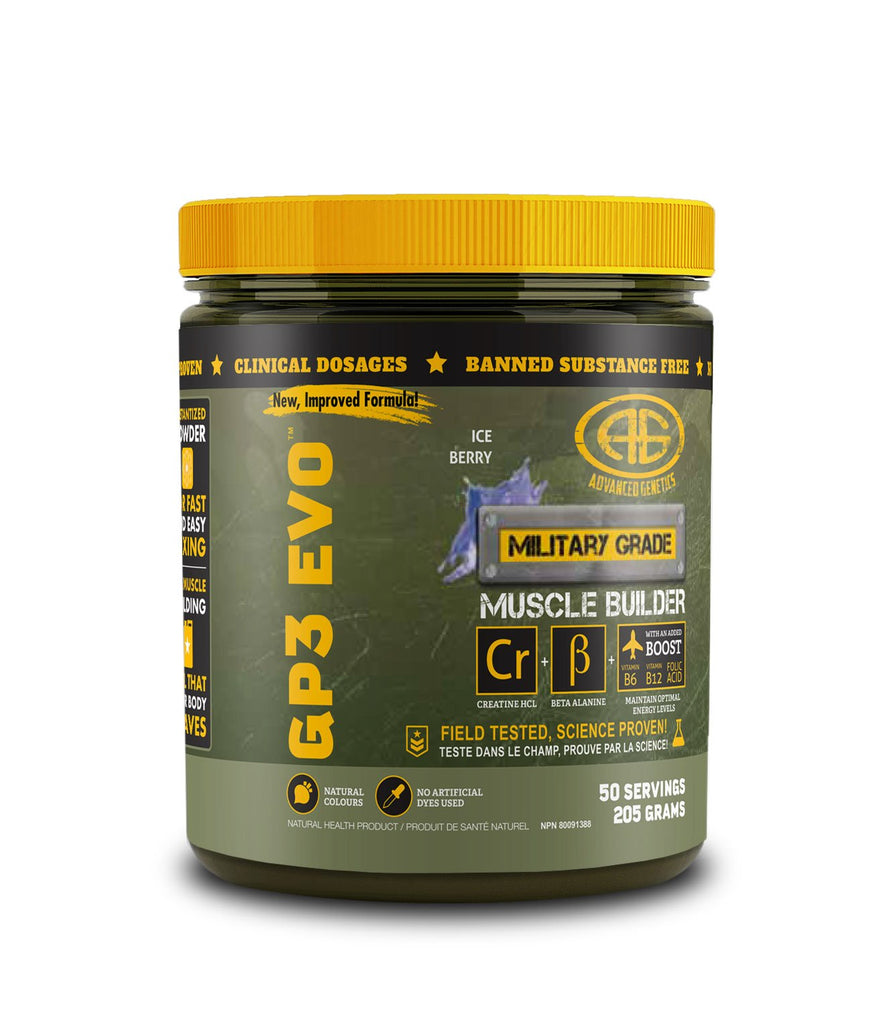 Advanced Genetics  GP3 EVO (50 servings)