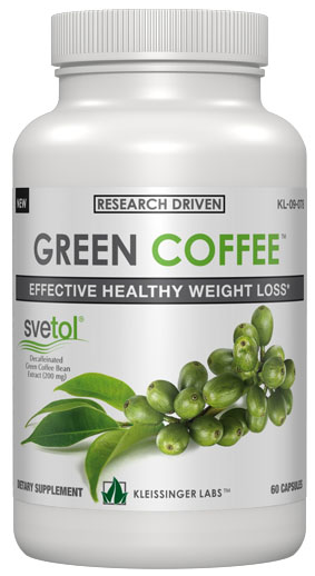 Kleissinger Labs  Green Coffee (60 capsules)