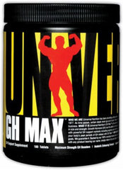 Universal Nutrition: GH Max (180 Tabs)