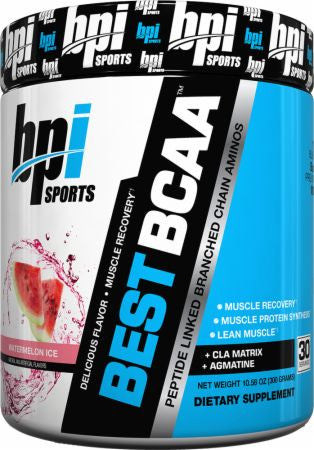 BPI Sports Best By Date BPI Sports: Best BCAA (30 servings) EXP: 07/2019