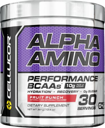 Cellucor During Workout Cellucor: Alpha Amino (30 servings)
