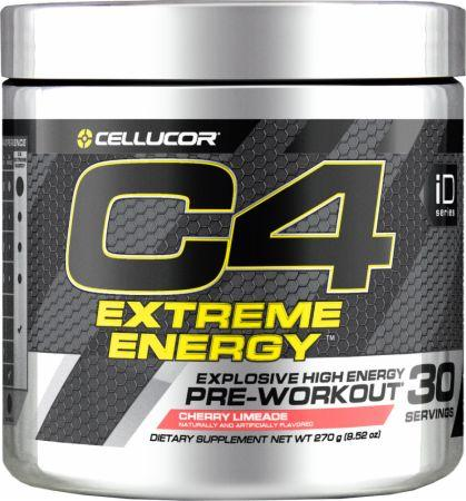Cellucor Creatine Cellucor: C4 Extreme Energy (30 serving)