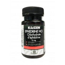 Kaizen Naturals Fat Loss Products Ephedrine (50 tabs)