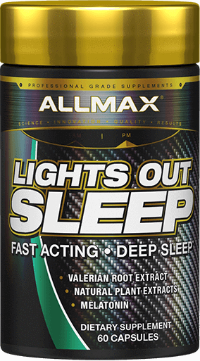 Allmax Nutrition  Lights Out Sleep (60 caps)