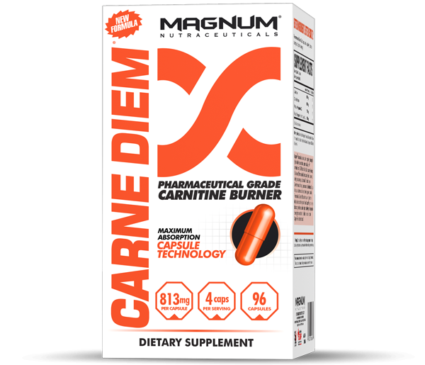 Magnum Nutraceuticals Fat Loss Products Carne Diem (96 Caps)