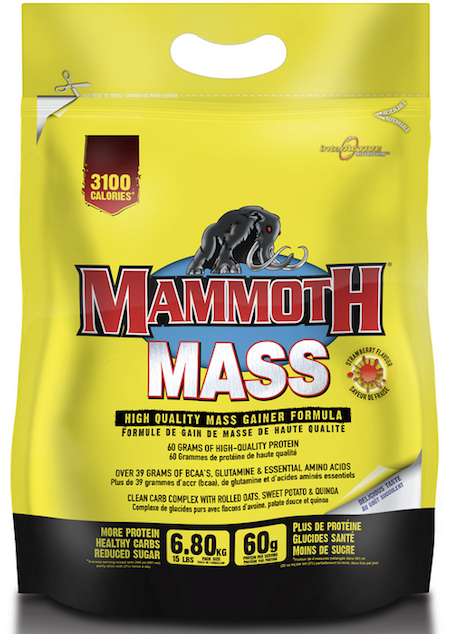 Mammoth Supplements A8 Best Sellers Mammoth Mass (15 lbs)