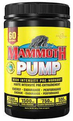 Mammoth Pump (60 Servings)