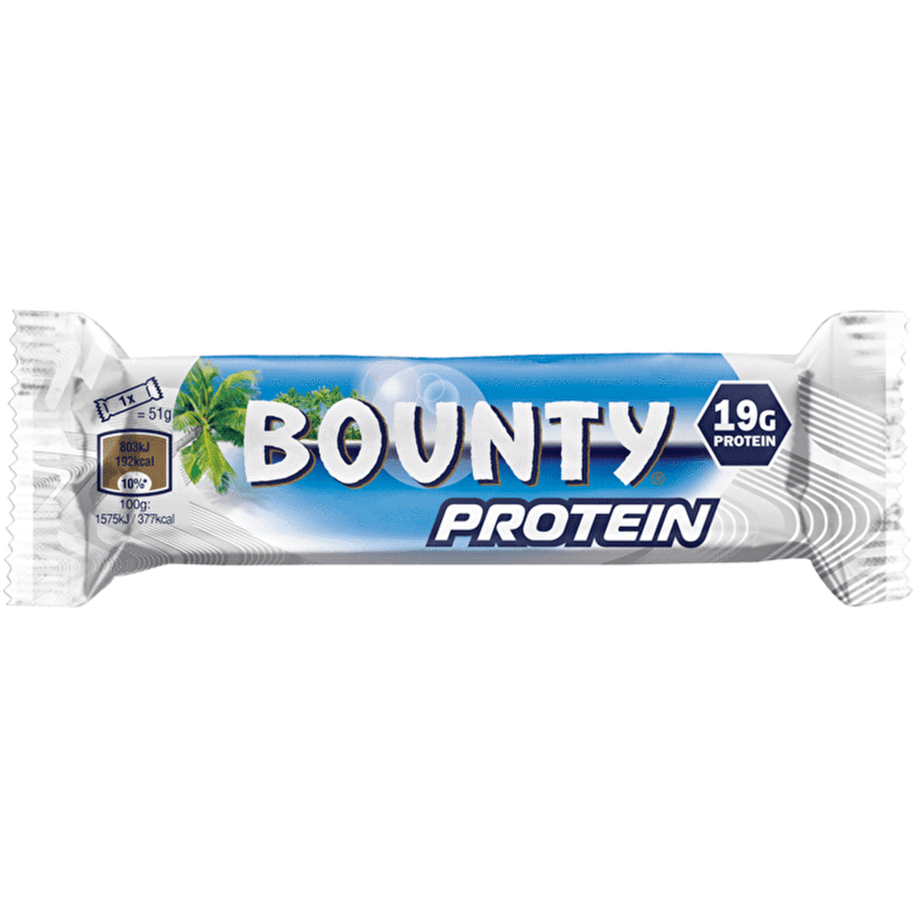 Mars Wrigley Confectionery  Bounty Protein Bar (Single Bar)