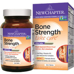 New Chapter: Bone Strength Take Care (60 Slim Tablets)