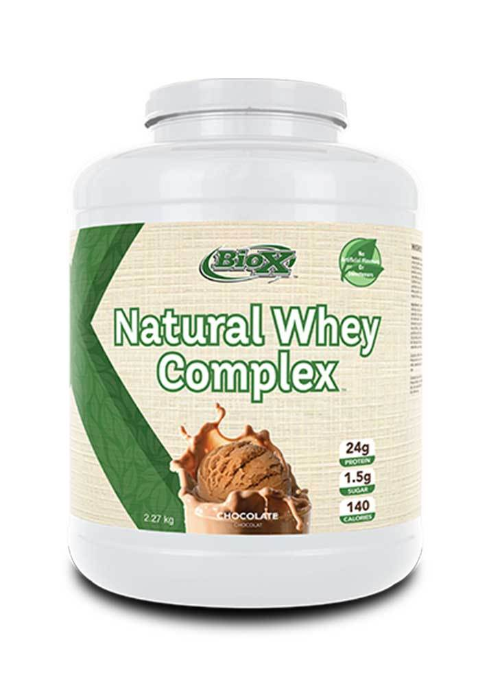 BioX BioX Power Whey Complex All Natural (5 lbs)