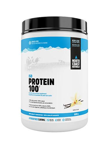 north coast naturals iso protein review