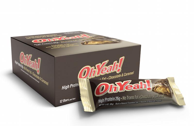 OhYeah  OhYeah! Protein Bars (12-bar Box)