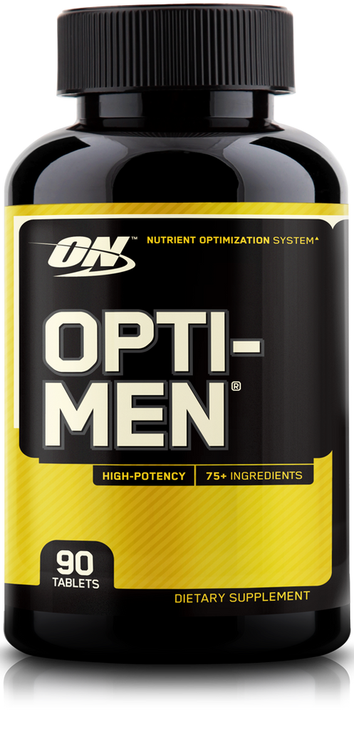ON - Optimum Nutrition MultiVitamins & Minerals OPTI-MEN (90 tabs)