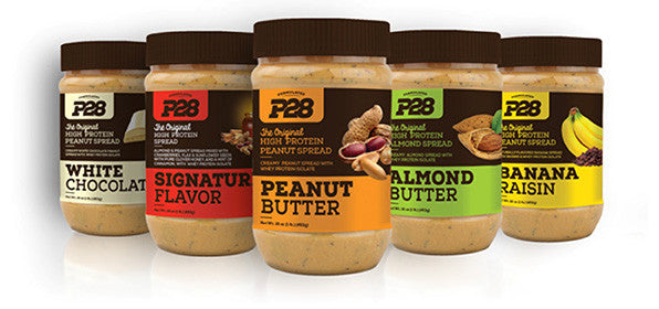 P28 Foods Peanut Almond Butter High Protein Peanut Butter (453g)