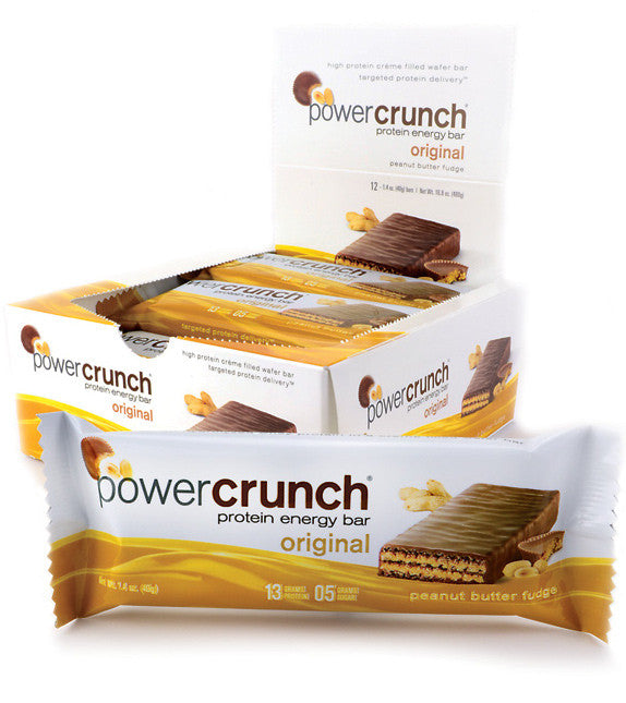 Power Crunch  Power Crunch Bar (Box of 12)