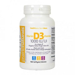 Vitamin D 1000IU (180 softgels)