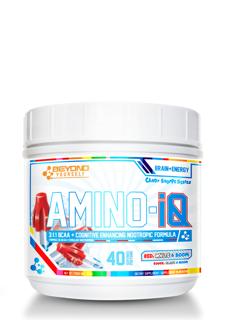 Beyond Yourself Cognitive Support Amino-IQ (40 Serving)
