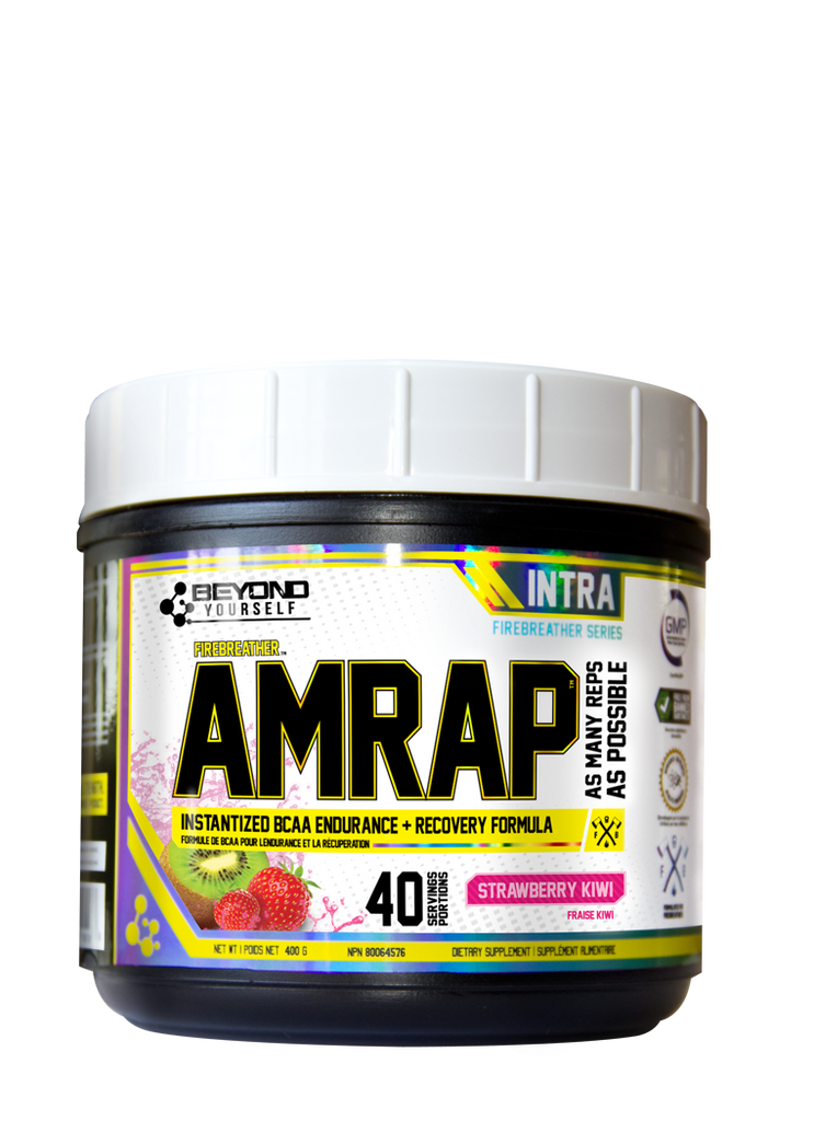 Beyond Yourself  Beyond Yourself: AMRAP (40 Serving)