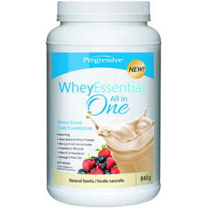 Progressive Nutritional  WheyEssential All in One (840g)