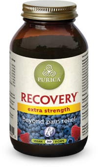 Purica  RECOVERY Extra Strength with Nutricol (360 caps)