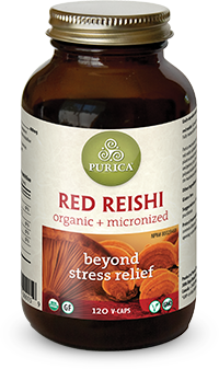 Purica  Red Reishi (120 capsules)