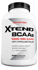 Scivation: Xtend BCAAs Capsules (200 Caps) *Best By Date 08/2017*