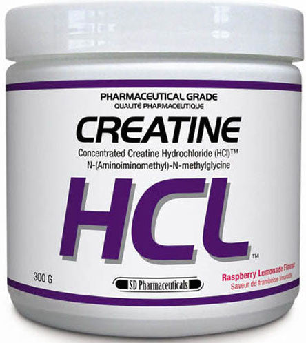SD Pharmaceuticals  Creatine HCL (300g)