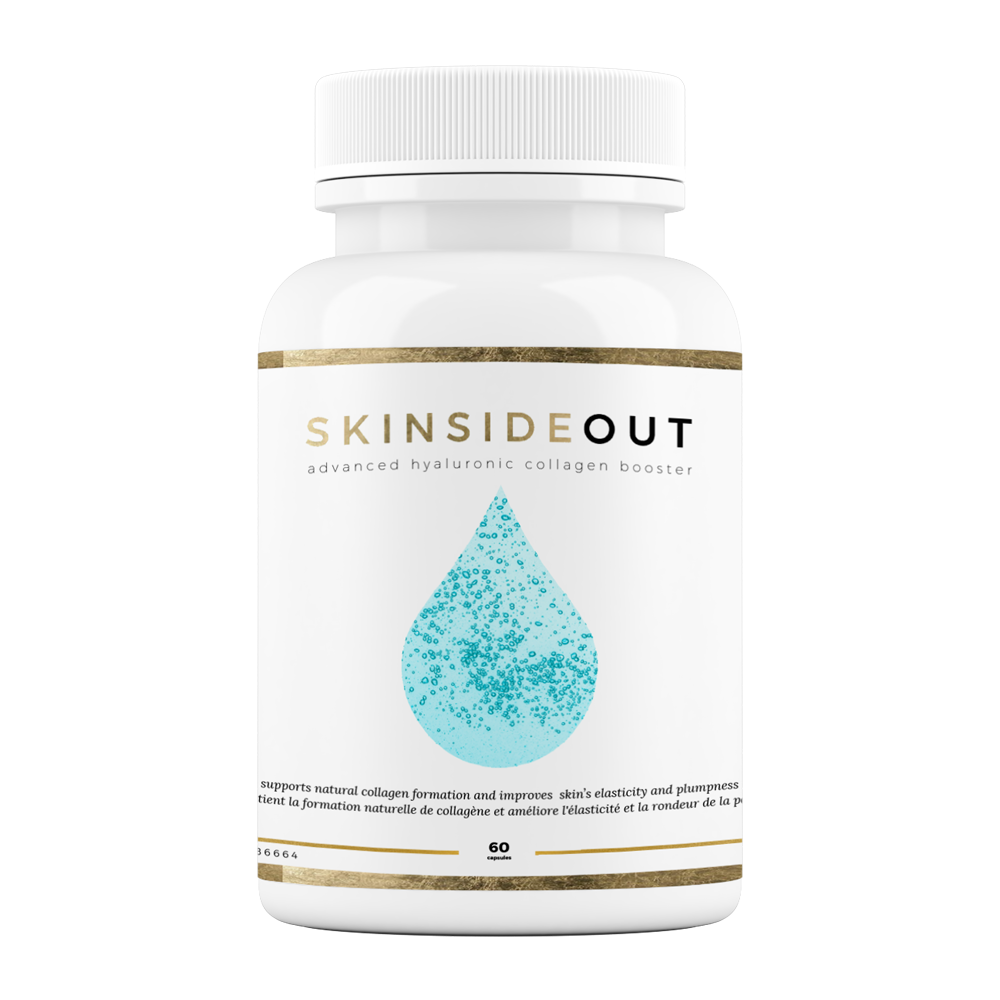 Skinside out  SKINSIDE OUT Advanced Hyaluronic Collagen Booster (60 caps)