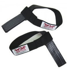 Griptech Rubberized Lifting Straps (Non-padded)