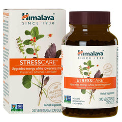 Himalaya Herbal Healthcare StressCare (240 vcaps)