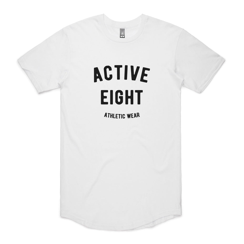 Active8 Canada  A8 CLASSIC SHIRT – WHITE