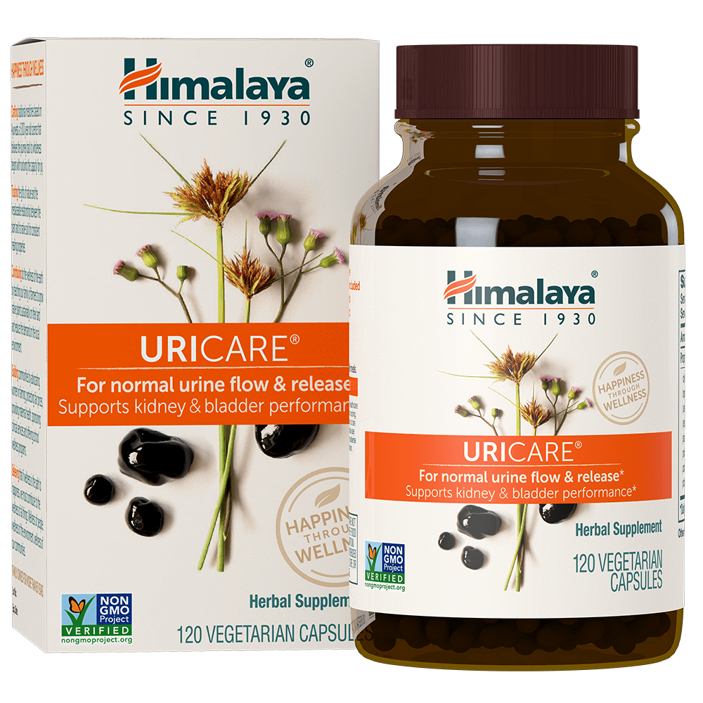 Himalaya Herbal Healthcare  UriCare (120 Caps)