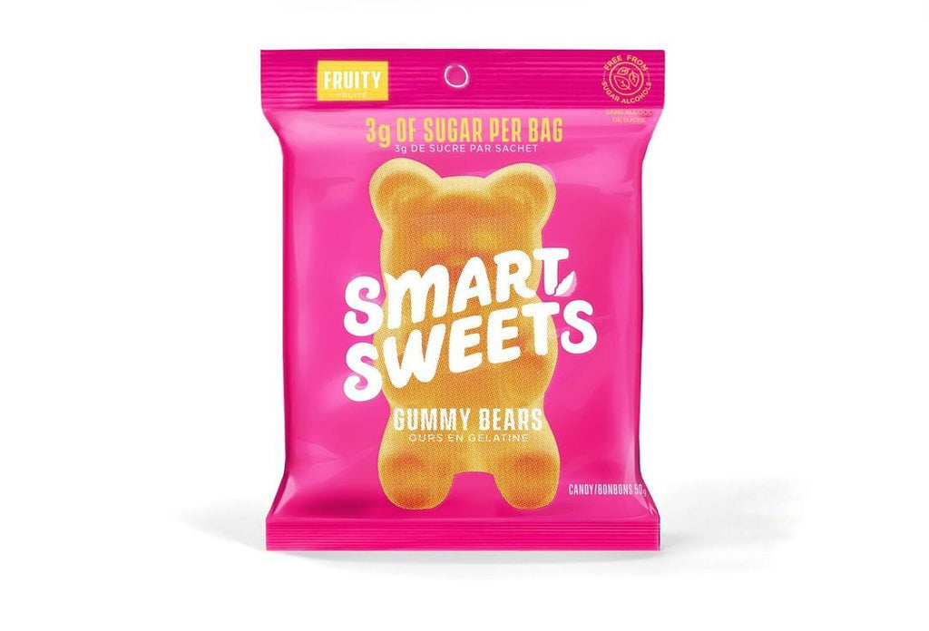 Smart Sweets Candy SmartSweets Fruity Gummy Bears Single Pack