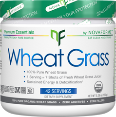 Novaforme Wheat Grass (42 servings)